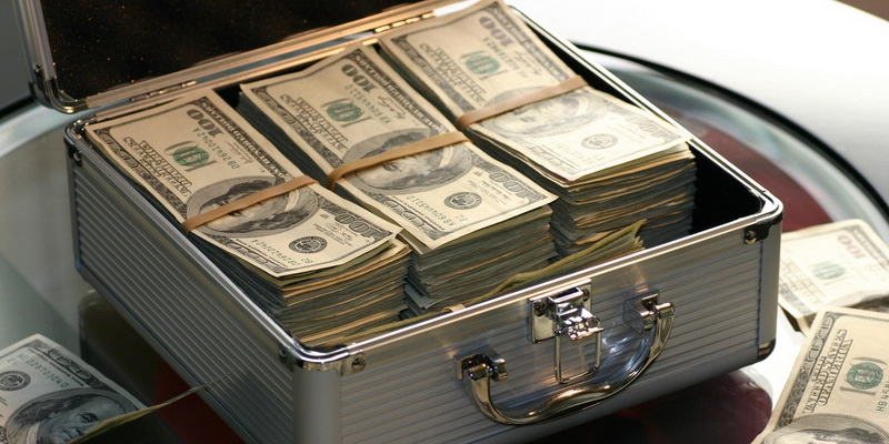 A suitcase full of money - difference between affiliate and subsidiary