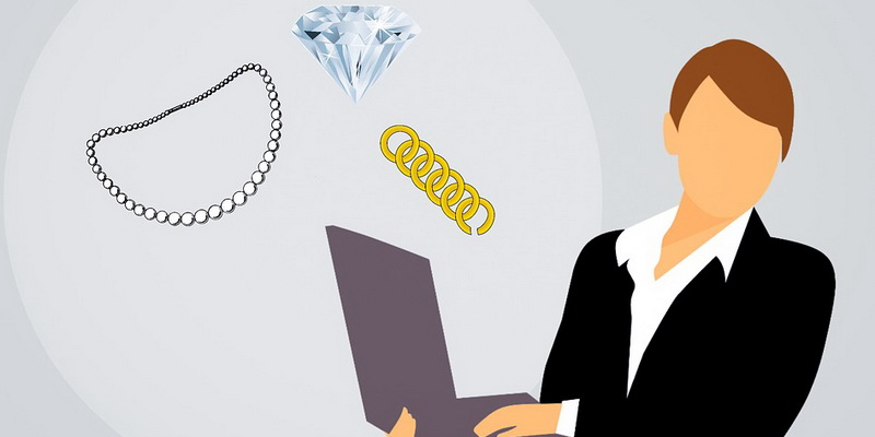 Jewelry selling